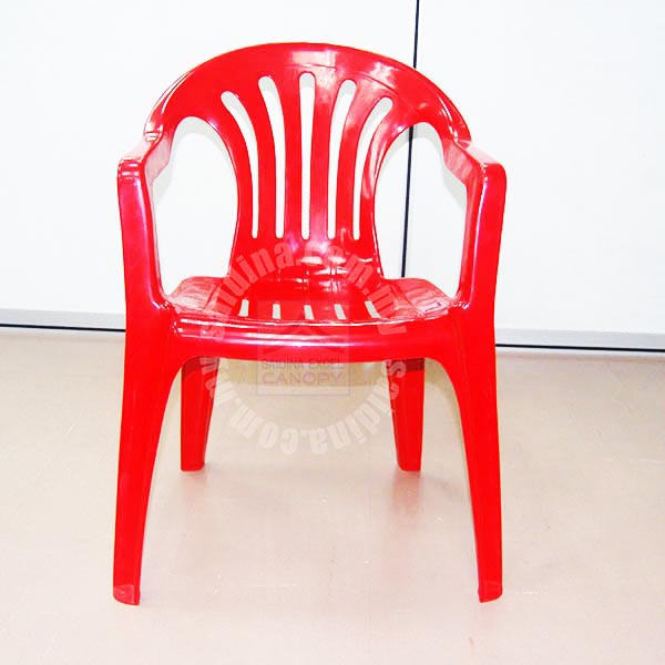 Plastic Arm Chairs