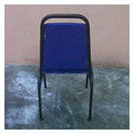 Epoxy Banquet Chairs