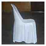 Magnum / Pipee Plastic Chair Covers