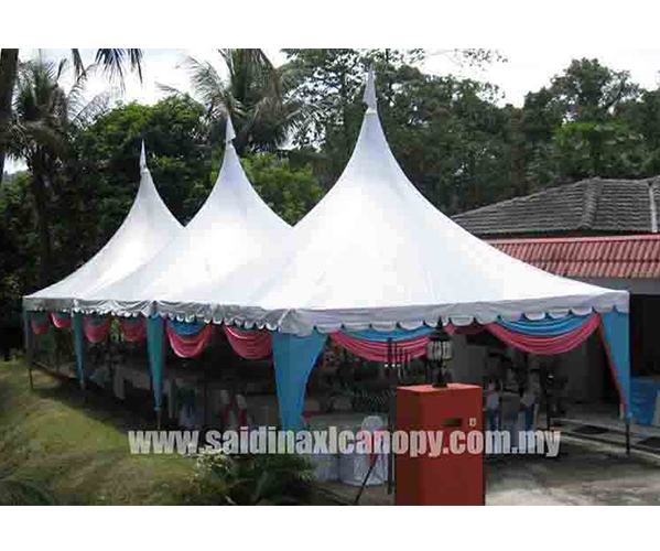 Canopy Tent Supplier Malaysia | Arabian Pyramid A shape Transparent Marquee Tent Halfmoon | Saidina Excel Canopy  sc 1 th 205 & Canopy Tent Supplier Malaysia | Arabian Pyramid A shape ...